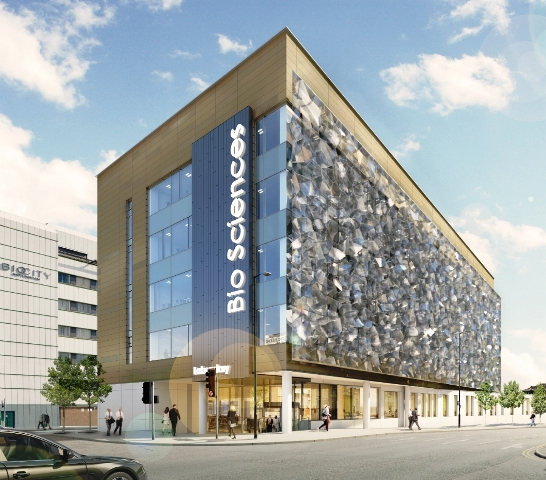 Contracts exchanged on £30m Nottingham life sciences hub