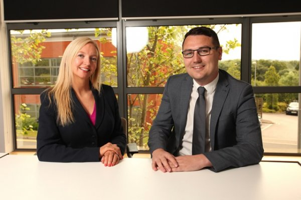 New senior management team at Positive Outcomes