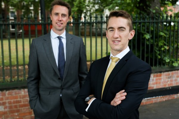Two step up at JLL in Nottingham