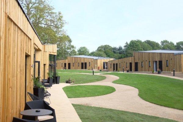 New eco-venue for Hothorpe Hall
