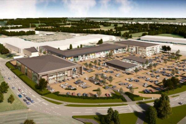 Castle Acres sale opens up £150m Fosse Park extension