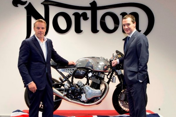 Norton revs up to increase production following cash injection