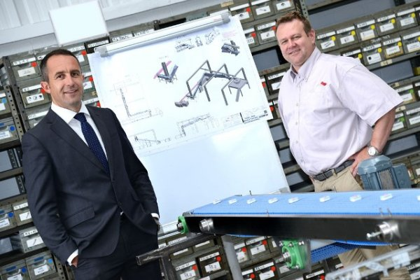 Leicestershire manufacturer expands premises