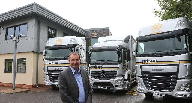 Nelson Distribution invests £1m in business
