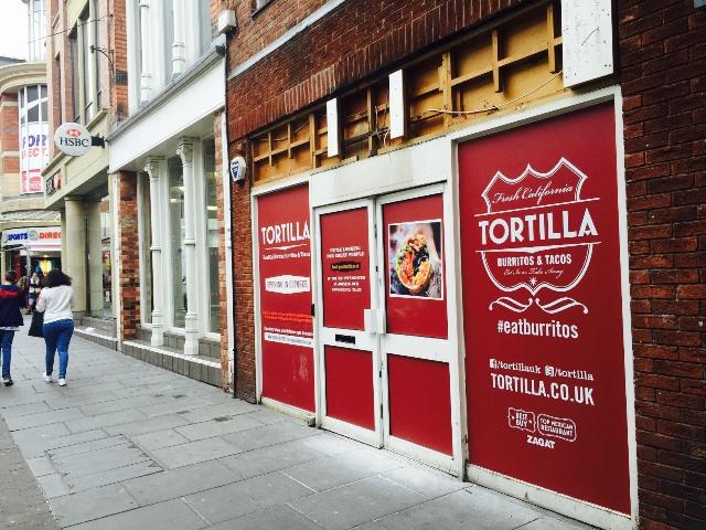 Tortilla wraps up Nottingham deal