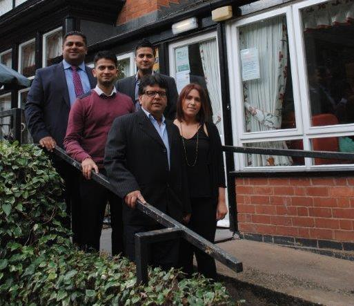 Leicestershire care home has new owners