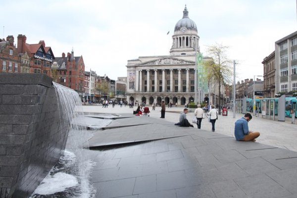 Nottingham's retail scene is thriving, say local experts
