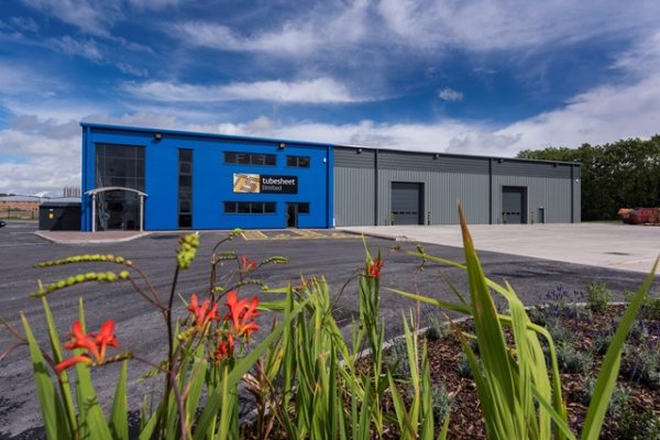 Tubesheet expands into new Ripley HQ