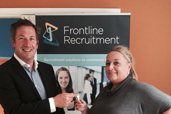 Frontline on the move in Derby