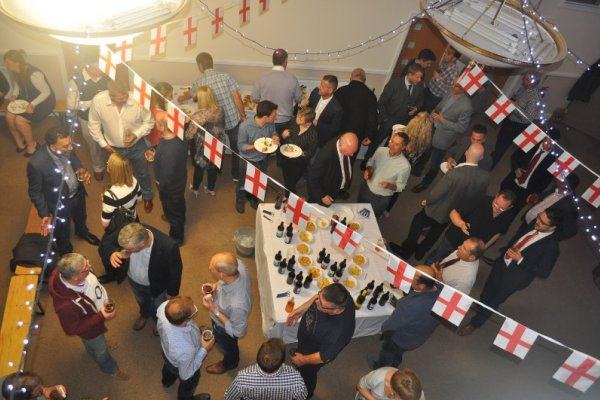 Bray & Bray celebrates the start of the Rugby World Cup