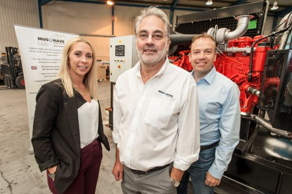 Musgrave Generators moves to new premises