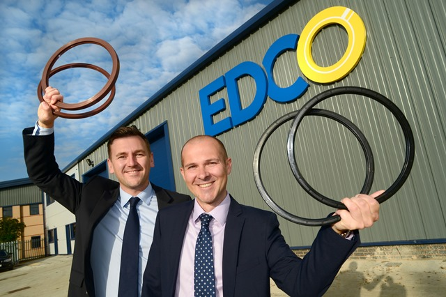 Edco heads upwards to new Enderby HQ