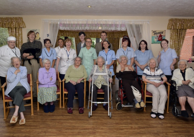 Nottingham care home expands facilities