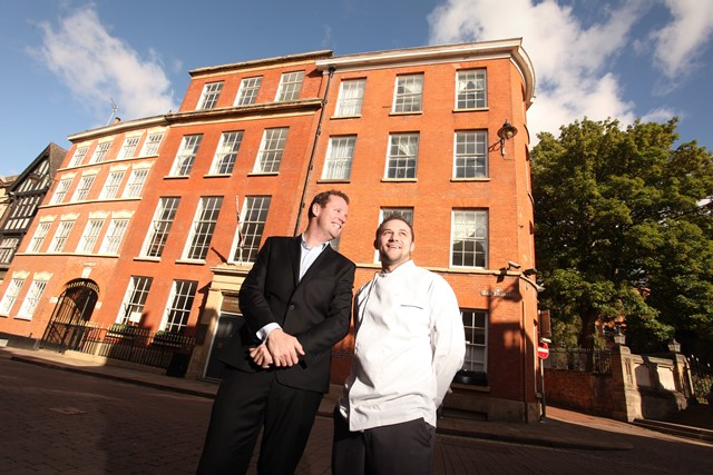 Lace Market Hotel set for Saturday opening