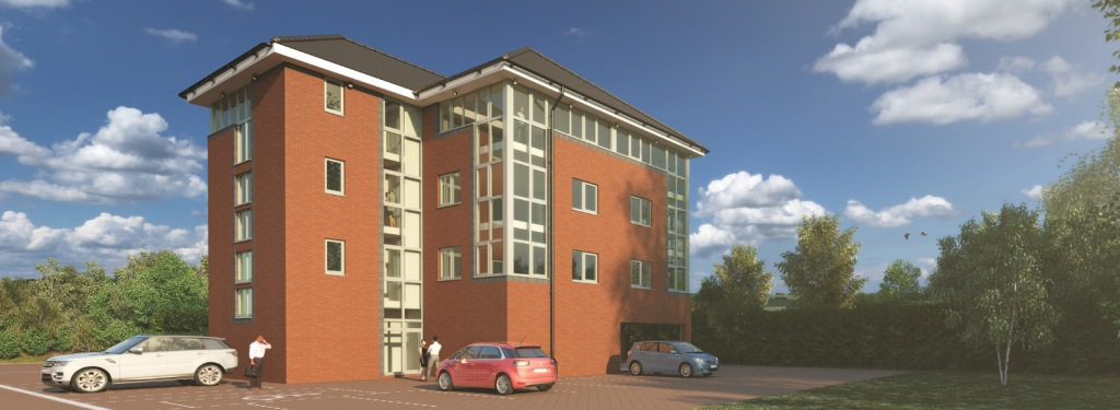 Quarnmill set to expand spec office building in Derby