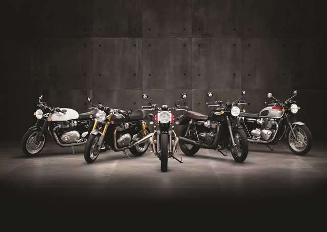 Hundreds of jobs to be cut at Triumph Motorcycles