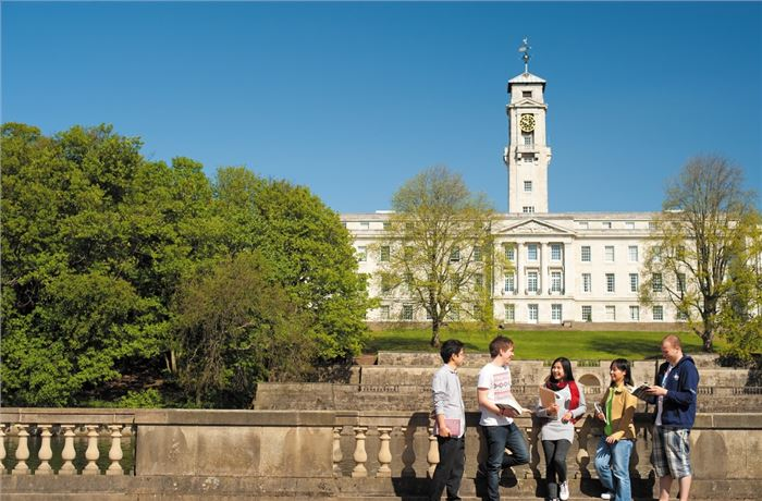 University of Nottingham contributes £1.1bn a year to economy