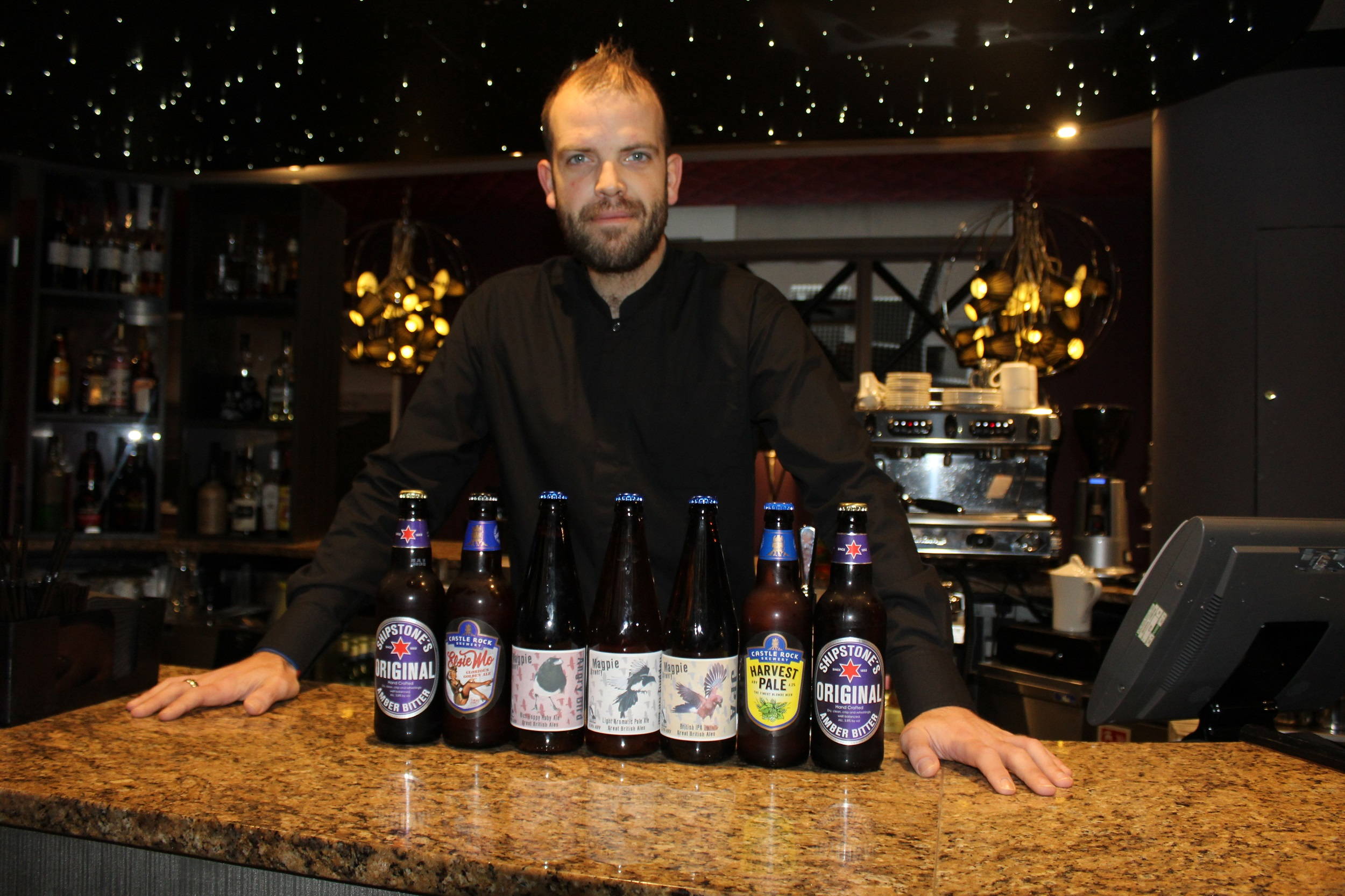 Ale specialists unite for beer tasting at No/6 Bar