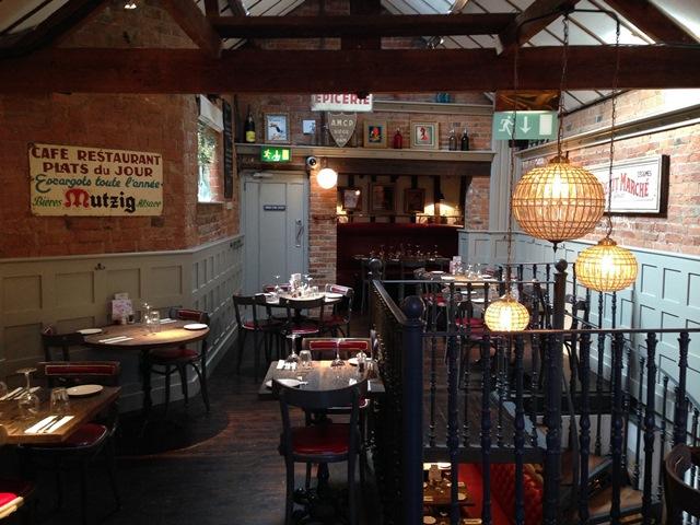 Nottingham-headquartered French restaurant chain sold
