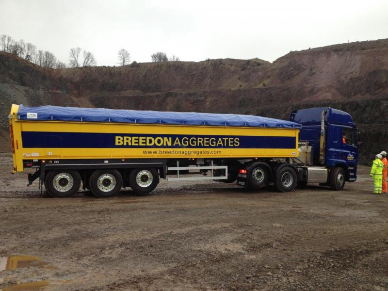 """Profits up at Breedon after """"eventful"""" year"""