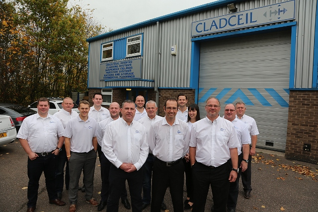 Record turnover at Cladceil
