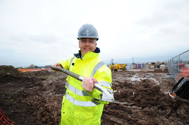 Work begins to bring more than 300 new homes to Littleover