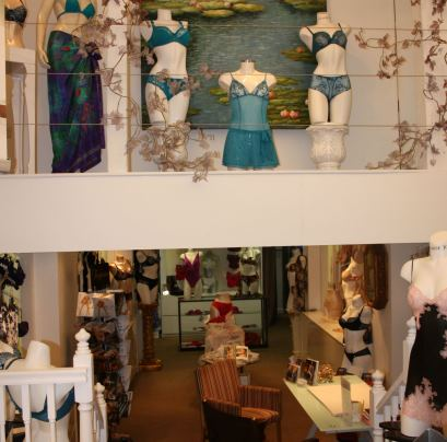 Lingerie boutique proves best bra none