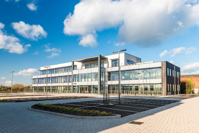Leicester office development unveiled