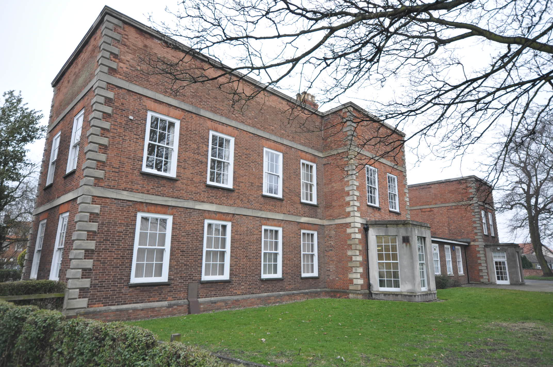 Former registry office pronounced 'for sale'