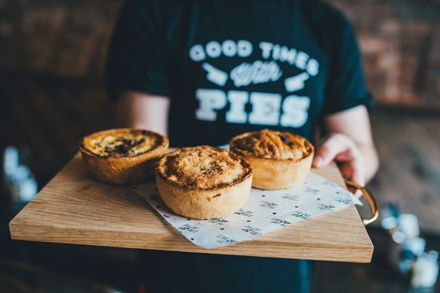 Pieminister beefs up portfolio with Nottingham acquisition