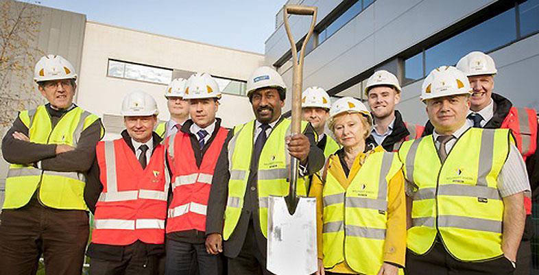 Wilmot Dixon start work on £12.5m project in Derby