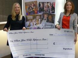 Nottingham based Verastar raise £12,000 for 'wish upon a star'