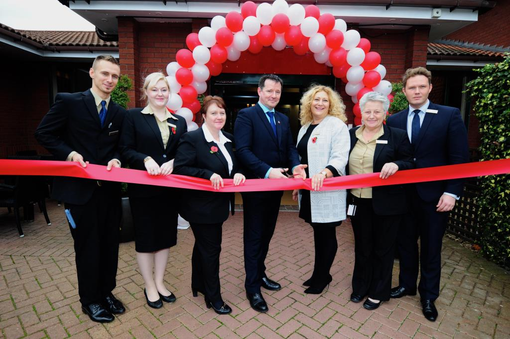 Jurys Inn Group raises the bar in East Midlands