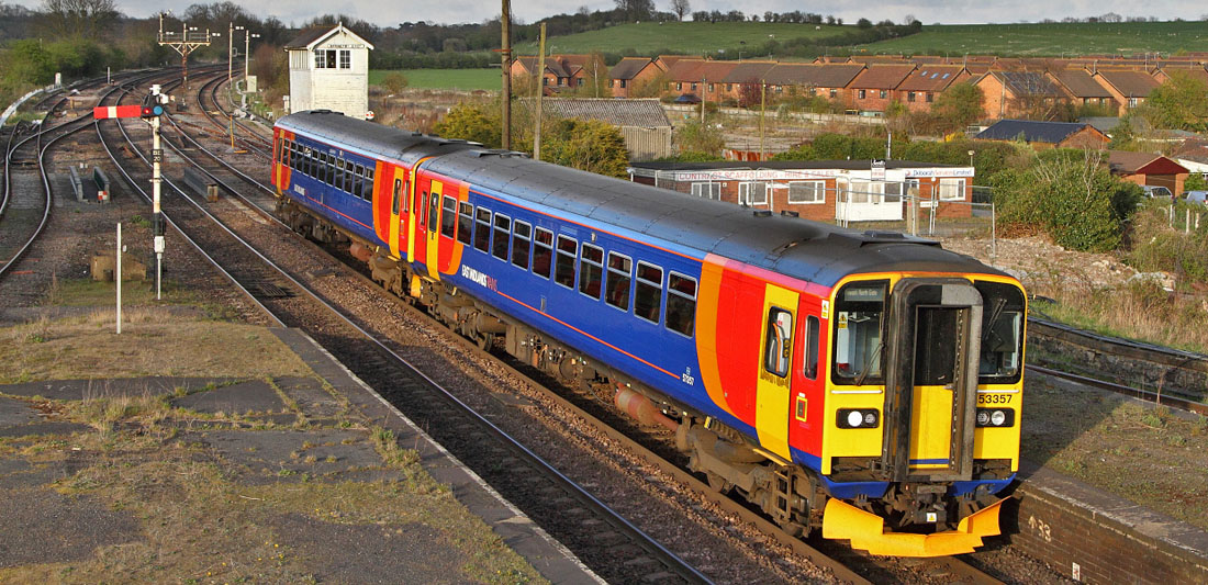 Network Rail promises £100m investment in the region