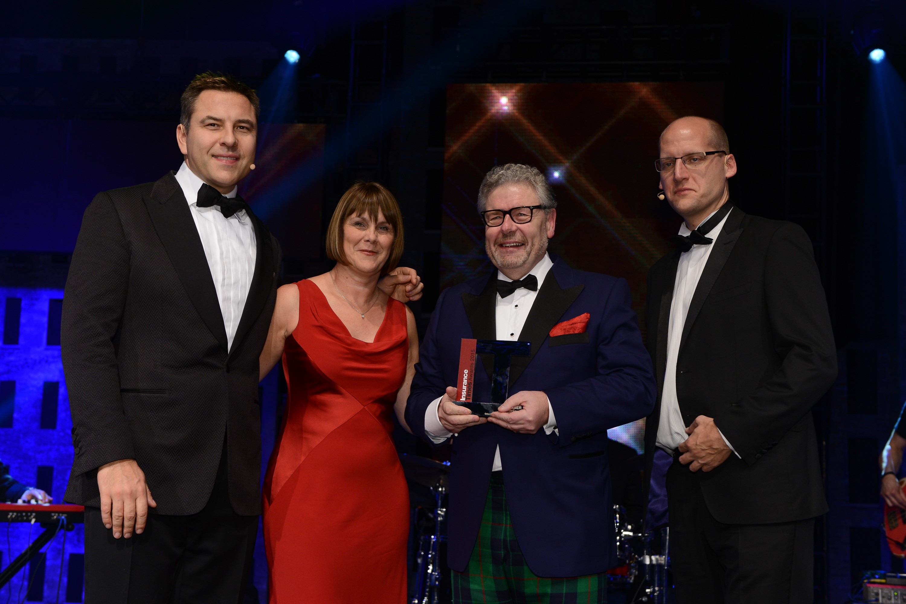"""Qdos named """"Schemes Broker of the Year"""" at Insurance Times awards"""