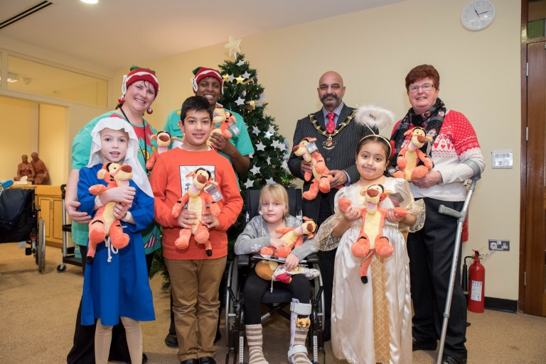 Notts charity teams up with Disney