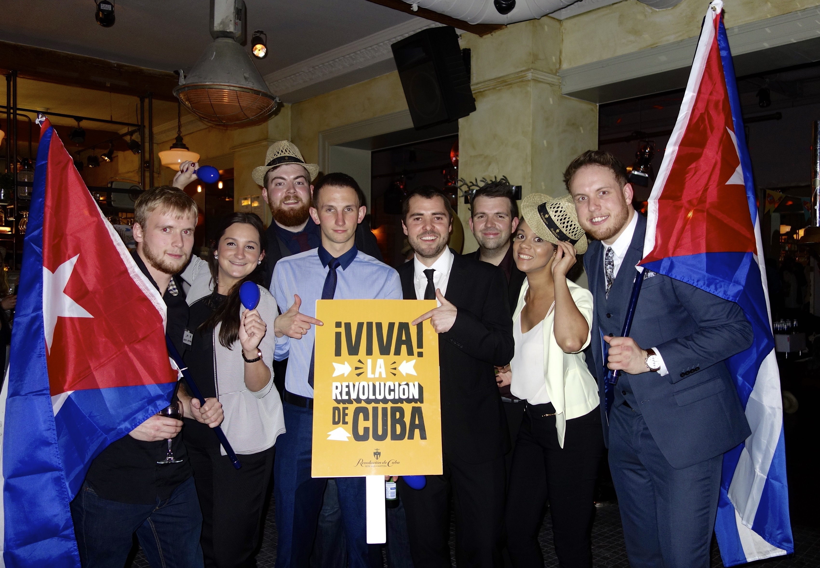 Cuban Revolución comes to Nottingham as Latin-inspired venue opens in city centre