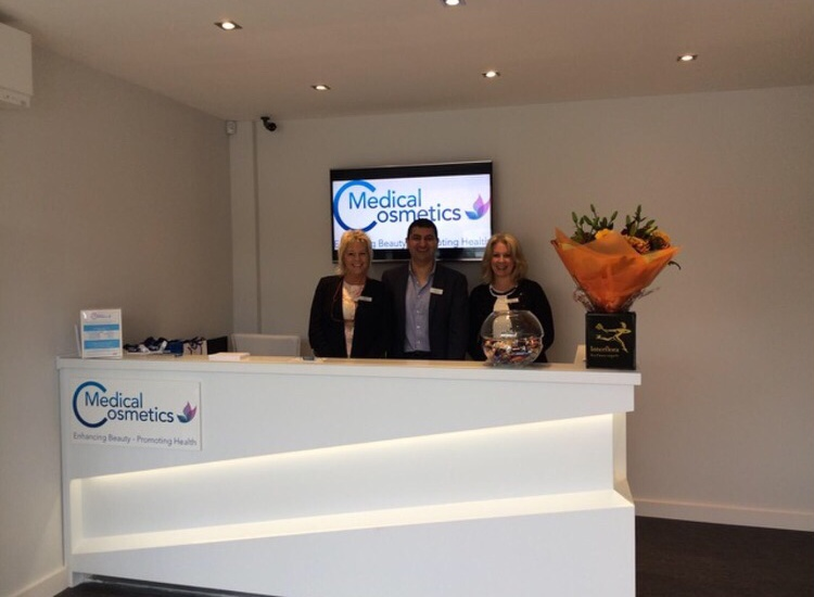 """""""Lip Man of Nottingham"""" opens new cosmetic clinic on tenth anniversary"""