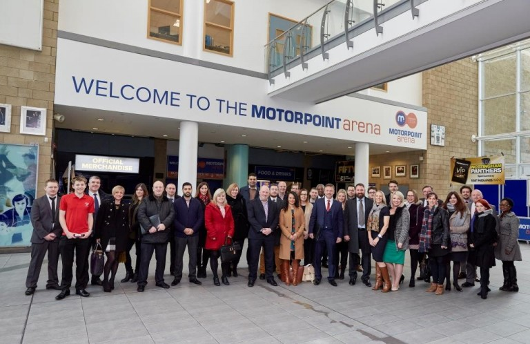 Sponsors unite to support Nottingham Expo