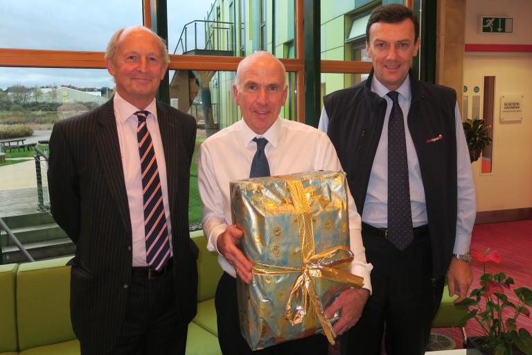 Innes England director retires