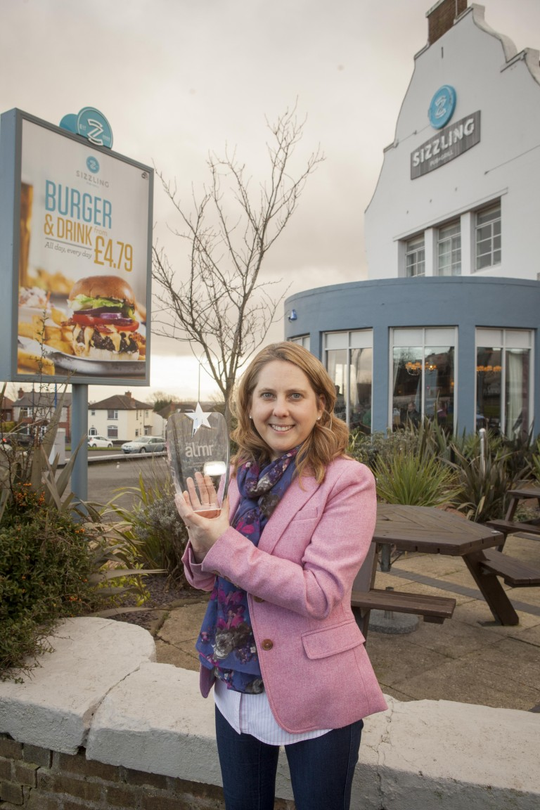 Pub professional scoops industry award