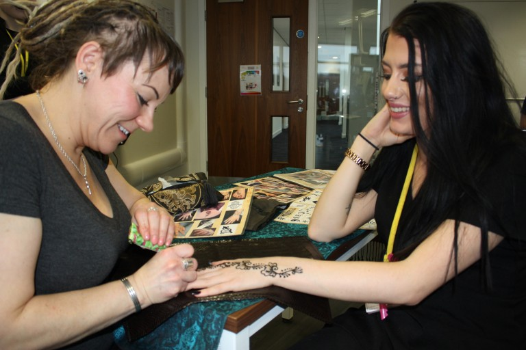 West Nottinghamshire College students benefit from industry expertise