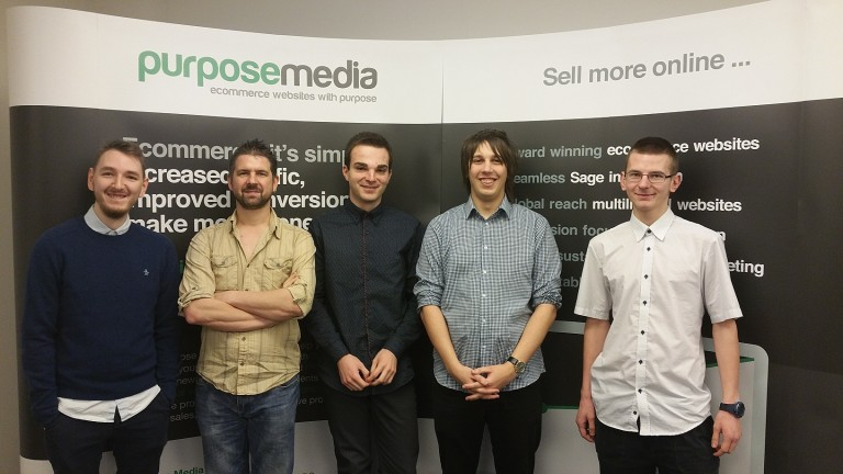 Five new appointments at Purpose Media