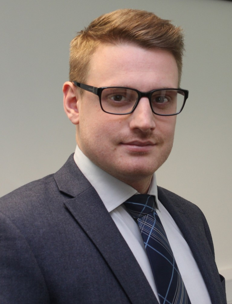 New business development manager at Qdos Consulting