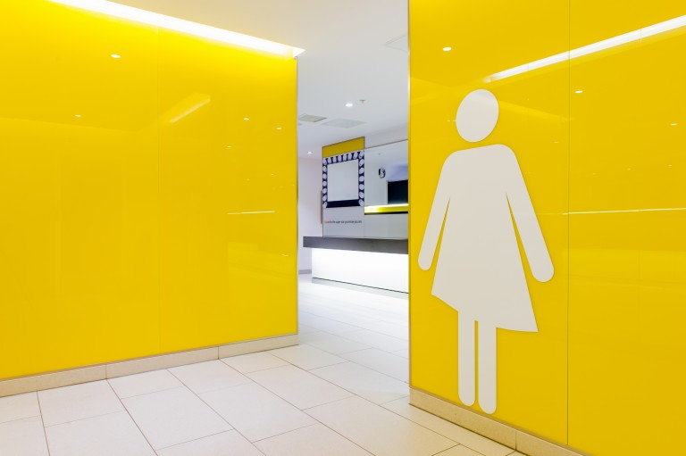 Nottingham shopping centre flushes away competition at Loo of the Year Awards