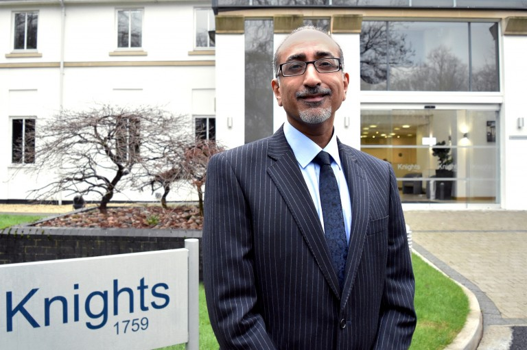 Bashir joins Knights Professional Services