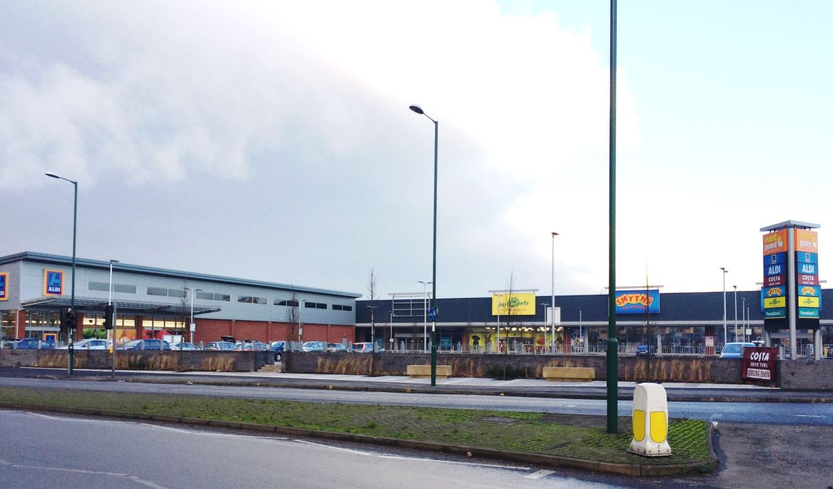 East Point Retail Park Opens For Trading East Midlands