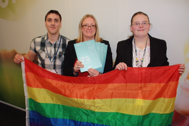 College's commitment to equality recognised nationally