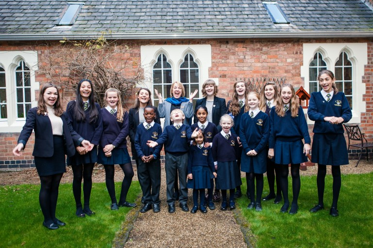 "Loughborough independent school receives ""excellent"" rating"