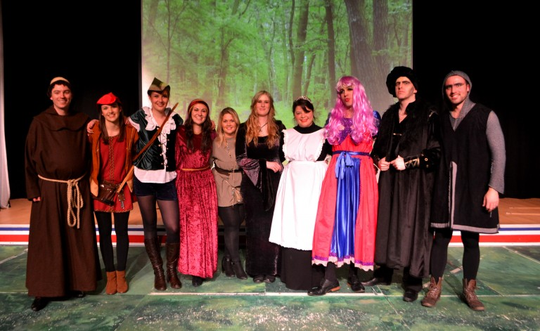 KPMG pantomime raises over £3,000 for charity
